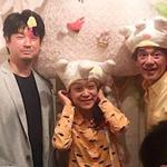 スサイタカコさんの個展『アリクイ舌ベロの妄想2』