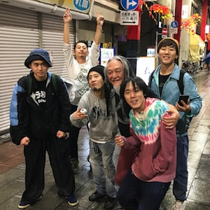 D.D.D with Kenta Takeda LIVE (ASAKUSA・CafeRest'CuznHomeground/2017.10.22)