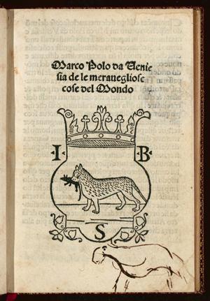 マルコ・ポーロの『東方見聞録』(13世紀末発行)で日本は「黄金の国ジパング」と紹介されていた