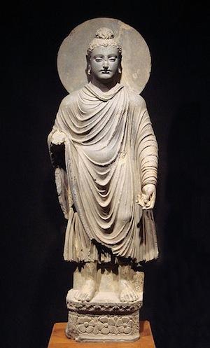 文化区杉並の象徴でもあった「社会教育会館」  釈迦立像(東京国立博物館蔵)
