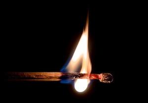 生きるパワーを発揮するには心を燃やすことが必須。燃料は何になるのか?