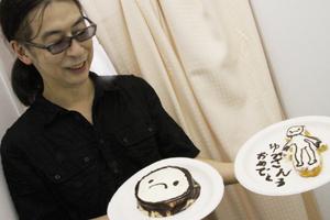まんまるくんケーキの記録