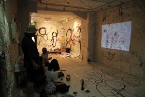 映像投影の巻 kisai(如月愛)が挑む「まんまるくん企画」☆18日目報告