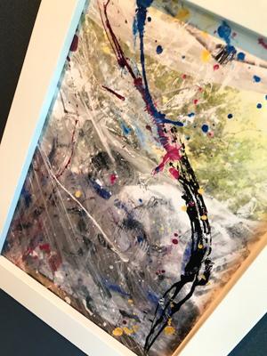 如月愛さん&小西徹郎さんの良さが際立っていたYumiko Yamano 写真展 「re-」