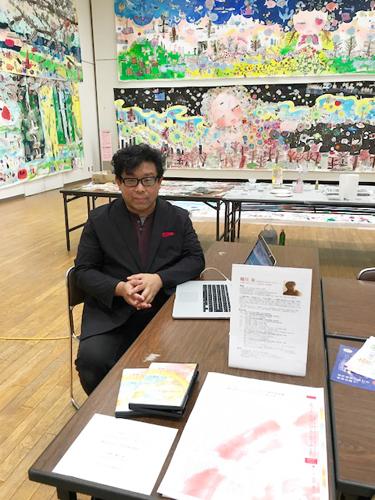 作曲家・橘川 琢さんの手がけた音楽 『ハート・トゥ・アート』テーマ曲