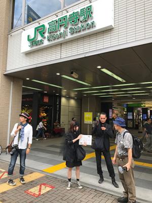大阪阿部服J.K. 星野ことり『あなたのいろ わたしのいろ』初日レポート