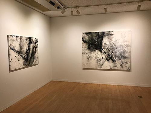 【CHIKO TAKEI SOLO EXHIBITION 武井地子 個展】JAPAN ART 2018.11 銀座K's Gallery