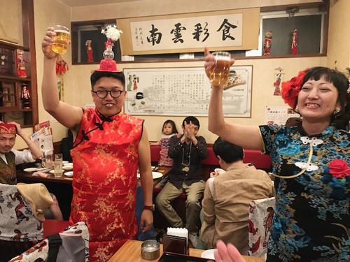 【AKIYA SONIC 2019】あきやさん&おうぞうさん、末長くお幸せに!