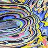 【蛇目・個展 】進化を続けるアクリルスクラッチ作品(TS4312@四谷)
