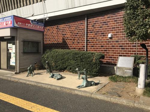 【中野の犬屋敷】歴史や逸話紹介〜面積は東京ディズニーランドの2倍!?