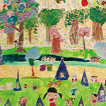 『生命の壁画』池平徹兵