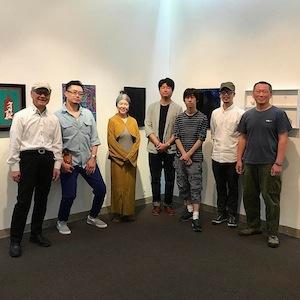 町@好文画廊 「第3回東京国際美術祭2017」
