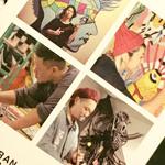「座高円寺」での『Koenji Conran Exhibition 2017』展〜松本大志・念形師家元 須永健太郎・SUI the TOKYO・平山達也 (tAt)