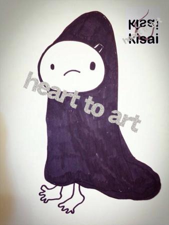 Kisaiが挑む! 8月4日(月)19時スタート! 『驚喜嵐舞!! 真夏の銀座に踊り咲く まんまるくん数千余体』
