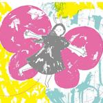 心の奥底に眠っている感性が刺激された井上奈奈さんの絵本『ちょうちょうなんなん』出版記念展