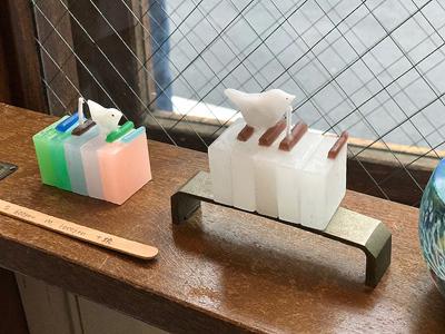 太田由美個展『Spiral -渦-』 キャンドルショップ「matoga(マトガ)」@高円寺で開催中