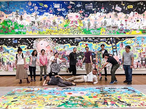無事に終了しました! 「こどもフェア2018」& 第18回『ハート・トゥ・アート』