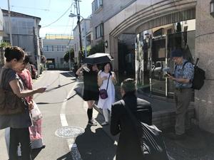大阪阿部服J.K. 星野ことり『あなたのいろ わたしのいろ』2日目レポート