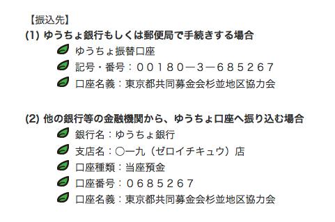 【赤い羽根共同募金運動】期間は10月1日〜12月31日〜募金の使い道は?