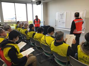 2019年月17日(日)に杉並区のウェルファーム杉並にて「災害ボランティアセンター立上げ・運営訓練」が行われました