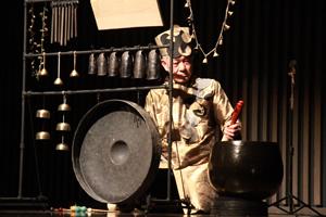 東京楽竹団【橘政愛の音世界】緊張感と和やかさ、即興と緻密さ、こだわりと笑顔の時間