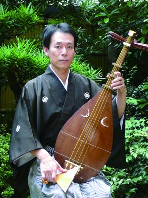 【薩摩琵琶・石田克佳さん】平家物語「小敦盛」の演奏と琵琶製作秘話