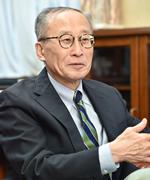 篠 雅廣(しの まさひろ/大阪市立美術館館長)