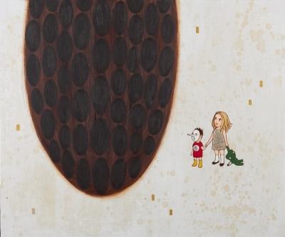 「全日本アートサロン絵画大賞展」第29回の文部科学大臣賞は、アンタカンタ(神奈川県)